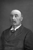 Lewis Morris, British Poet, 1890 Reproduction photographique par W&d Downey