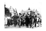 Liberation of Paris, 25 August 1944 Giclee Print