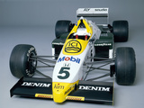 A 1984 Williams Fw09B Photographic Print