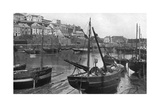 Mevagissey Harbour, Cornwall, 1924-1926 Giclee Print by  Underwood