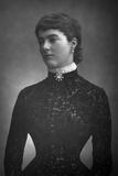 Georgiana, Countess of Dudley, 1890 Reproduction photographique par W&d Downey