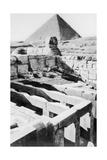 The Sphinx Temple, Cairo, Egypt, C1920S Giclee Print