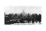 Parliament Buildings, Victoria, British Columbia, Canada, C1920S Giclee Print
