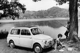 Fiat 500 Giardiniera, C1962 Photographic Print