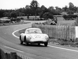 Porsche 550A Rs Coupe, Le Mans 24 Hours, France, 1956 Photographic Print