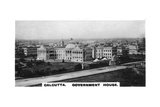 Government House, Calcutta, India, C1925 Giclee Print