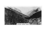 Kicking Horse River, British Columbia, Canada, C1920s Giclee Print