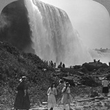 American Falls, Niagara Falls, New York, USA Photographic Print