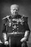 Admiral of the Fleet Sir Henry Keppel (1809-190), 1893 Reproduction photographique par W&d Downey