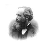 James Clerk Maxwell (1831-187), Scottish Theoretical Physicist, 1882 Giclee Print
