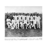 The Australian Cricket Team of 1912 Giclee Print