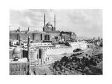 The Saladin Citadel, Cairo, Egypt, C1920S Giclee Print