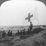 The British Red Cross in the Field, Ready for its Errand of Mercy, World War I, C1914-C1918 Photographic Print