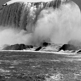 Thunder of Waters, American Falls, Niagra Falls, New York, Usa Photographic Print
