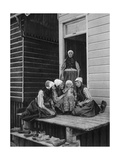 The Pride of the Family, Marken, Netherlands, C1934 Giclee Print