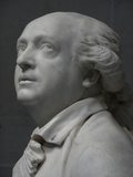 Count Alessandro Di Cagliostro (1743-179) Detail, 1786 Photographic Print by Jean-Antoine Houdon