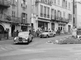 Monte Carlo Rally, 1954 Photographic Print