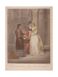 Sweet China Oranges, Sweet China, Cries of London, C1870 Giclee Print by Francis Wheatley