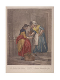 New Mackrel, New Mackrel, Cries of London, C1870 Giclee Print by Francis Wheatley