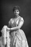 Anna Williams, Singer, 1890 Reproduction photographique par W&d Downey