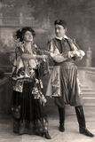 Lily Elsie and Joseph Coyne in the Merry Widow, 1908 Photographic Print by  Foulsham and Banfield