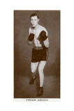 Frank Hough, British Boxer, 1938 Giclee Print