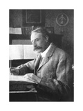 Sir Edward Elgar, (1857-193), English Composer, Late 19th-Early 20th Century Giclee Print