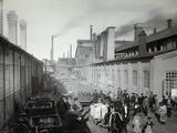 Lysva Iron Foundry, Russia, 1900s Photographic Print