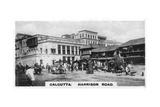 Harrison Road, Calcutta, India, C1925 Giclee Print