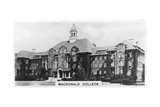 Macdonald College, Montreal, Canada, C1920S Giclee Print