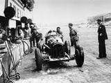 Italian Grand Prix, Monza, 1933 Photographic Print