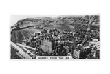 Quebec from the Air, Canada, C1920S Giclee Print