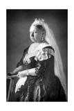 Queen Victoria, C1890 Giclee Print