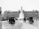 Buckingham Palace and the Mall, London, 1910 Photographic Print