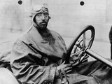 Driver's Outfit for the Grand Prix Des Voiturettes, Dieppe, France, 1908 Photographic Print