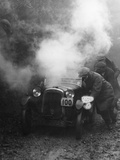 1928 Austin 7 Gordon England Cup at the Exeter Trial, (C1928) Photographic Print