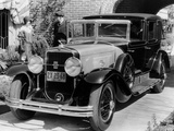 1930 Cadillac V8 Formal Town Car, (C193) Photographic Print