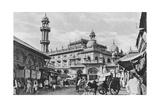 Juma Masjid, Bombay, India, 20th Century Giclee Print