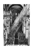 King George V's Silver Jubilee, London, May 6th, 1935 Giclee Print