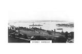 Sydney Harbour, Australia, 1928 Giclee Print