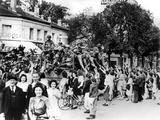 Liberation of Paris, August 1944 Photographic Print