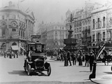 Piccadilly Circus, 1910 Photographic Print