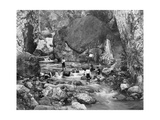 Cane River, Jamaica, C1905 Giclee Print by Adolphe & Son Duperly