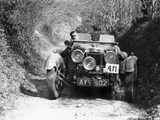 1934 Aston Martin Le Mans, Possibly a MK II, (1934) Photographie