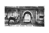 Old Palace, Palitana, India, C1925 Giclee Print