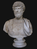 Bust of Lucius Verus, 2nd C Ad Photographic Print