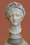 Bust of Livia Drusilla, 1st H. 1st C Ad Photographic Print