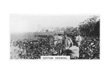 Cotton Picking, Australia, 1928 Giclee Print