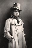 John Martin-Harvey (1863-194), English Actor, Early 20th Century Photographic Print