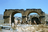 Byzantine, Hierapolis, Pamukkale, Turkey, 190BC Photographic Print